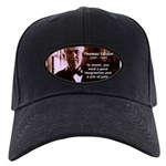Imagination Thomas Edison Black Cap
