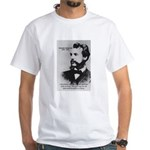 Alexander Graham Bell White T-Shirt