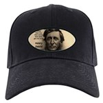 Henry David Thoreau Black Cap