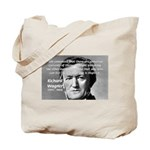Musician Richard Wagner Tote Bag
