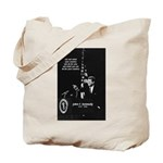 Famous Quote from JFK Tote Bag