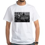 USSR Foundation Lenin White T-Shirt