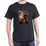 Tragedy of Hamlet Black T-Shirt