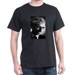 Rational Man Bertrand Russell Black T-Shirt