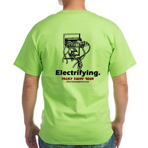 Electrifying.  (Neon T-Shirt)