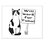 will work fur tuna - Feedback link